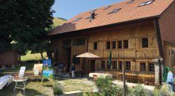 Ein Sommer in Treyvaux