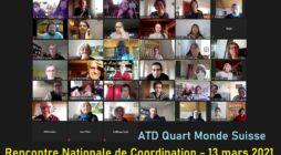 Eine Begegnung, die unsere Ausbildungsweise in der Bewegung ATD Vierte Welt befragt